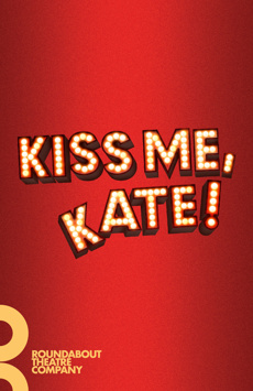 Kiss Me, Kate, Studio 54, NYC Show Poster