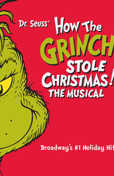 dr seuss how the grinch stole christmas hulu theater at madison square garden - How The Grinch Stole Christmas Book