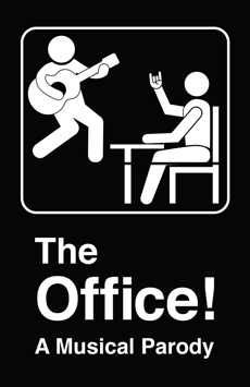 The Office! A Musical Parody, The Theater Center, NYC Show Poster