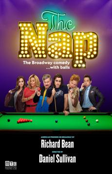 The Nap, Samuel J Friedman Theatre, NYC Show Poster