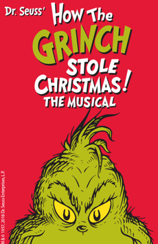dr seuss how the grinch stole christmas hulu theater at madison square garden - How Grinch Stole Christmas