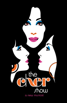 The Cher Show, Neil Simon Theatre, NYC Show Poster