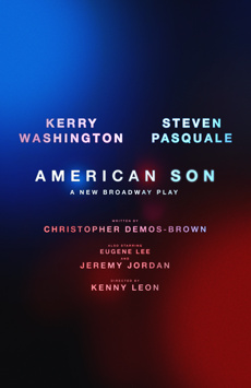 American Son, Booth Theatre, NYC Show Poster