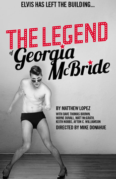 The Legend of Georgia McBride, Lucille Lortel Theatre, NYC Show Poster