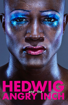 Hedwig and the Angry Inch,, NYC Show Poster