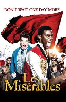 Les Miserables, Imperial Theatre, NYC Show Poster