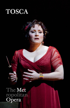 Metropolitan Opera: Tosca, The Metropolitan Opera, NYC Show Poster