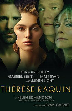 Therese Raquin, Studio 54, NYC Show Poster