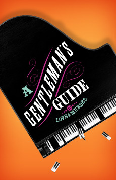 A Gentleman's Guide to Love & Murder, Walter Kerr Theatre, NYC Show Poster