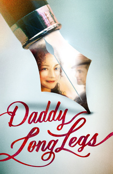 Daddy Long Legs, Davenport Theatre, NYC Show Poster