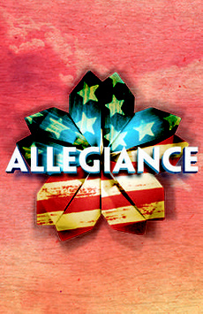 Allegiance, Longacre Theatre, NYC Show Poster
