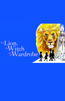 The Lion, The Witch and The Wardrobe, St. Luke's Theatre, NYC Show Poster