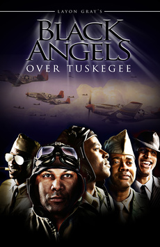 Black Angels Over Tuskegee, St. Luke's Theatre, NYC Show Poster