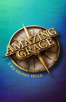 Amazing Grace, Nederlander Theatre, NYC Show Poster