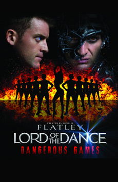 Lord of the Dance: Dangerous Games, Lyric Theatre, NYC Show Poster