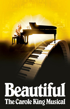 Beautiful—The Carole King Musical ,, NYC Show Poster