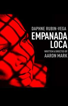 Empanada Loca, Bank Street Theatre, NYC Show Poster
