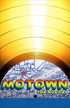 Motown The Musical,, NYC Show Poster