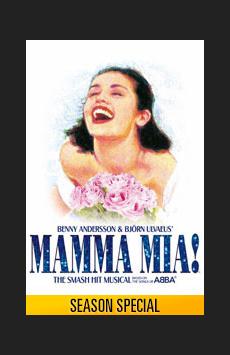 Mamma Mia!,, NYC Show Poster