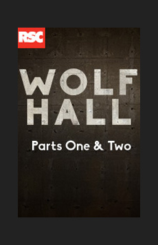 Wolf Hall Part One, Winter Garden Theatre, NYC Show Poster