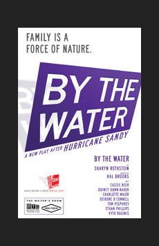 By the Water, Manhattan Theatre Club, NYC Show Poster