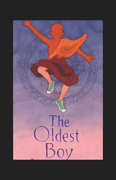 The Oldest Boy, Mitzi E. Newhouse Theater, NYC Show Poster