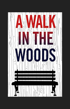 A Walk in the Woods, Theatre Row/Clurman Theatre, NYC Show Poster