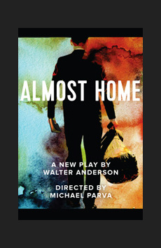 Almost Home, Theatre Row/Acorn Theatre, NYC Show Poster