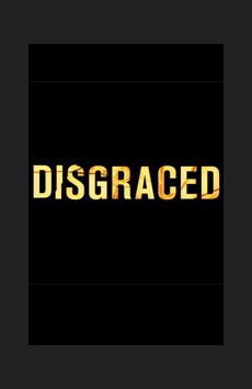 Disgraced, Lyceum Theatre, NYC Show Poster