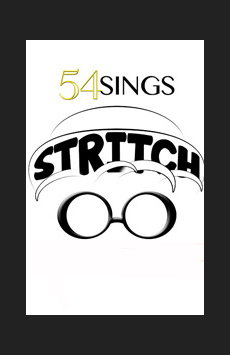 54 Below Sings Elaine Stritch, Feinstein's/54 Below, NYC Show Poster