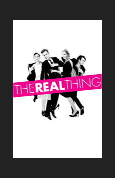The Real Thing,, NYC Show Poster