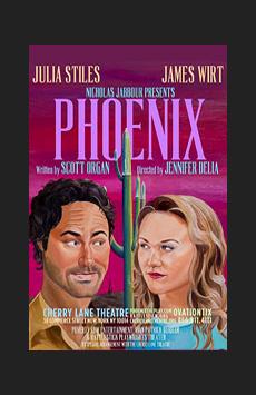 Phoenix,, NYC Show Poster