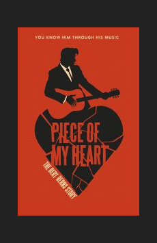 Piece of My Heart, The Pershing Square Signature Center/The Irene Diamond Stage, NYC Show Poster