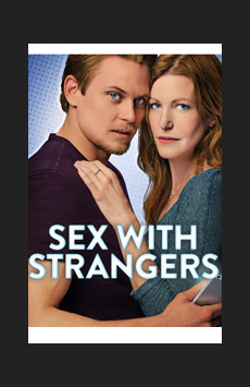 Sex With Strangers, Tony Kiser Theatre, NYC Show Poster