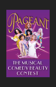 Pageant: The Musical, Davenport Theatre, NYC Show Poster