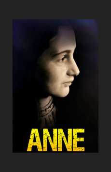 Anne, Theatre Amsterdam, NYC Show Poster