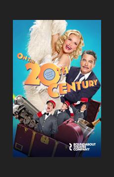 On The Twentieth Century,, NYC Show Poster