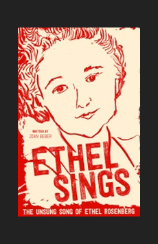Ethel Sings, The Beckett Theatre (Theatre Row), NYC Show Poster