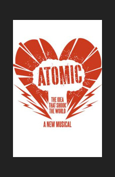 Atomic, Theatre Row/Acorn Theatre, NYC Show Poster