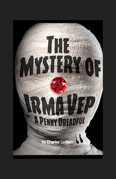 The Mystery of Irma Vep, Lucille Lortel Theatre, NYC Show Poster
