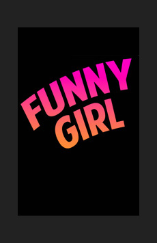 54 Sings Funny Girl, Feinstein's/54 Below, NYC Show Poster