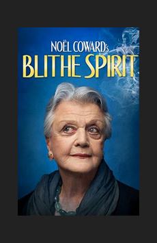 Blithe Spirit,, NYC Show Poster
