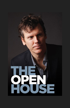 The Open House, Romulus Linney Courtyard Theatre at The Pershing Square Signature Center, NYC Show Poster
