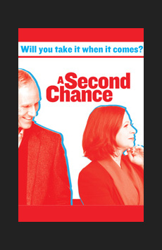 A Second Chance, Joseph Papp Public Theater/Shiva Theater, NYC Show Poster
