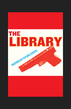 The Library, Joseph Papp Public Theater/Newman Theater, NYC Show Poster