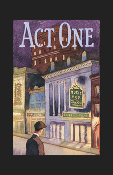 Act One, Vivian Beaumont Theater, NYC Show Poster