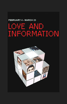 Love and Information, Minetta Lane Theatre, NYC Show Poster