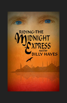 Riding the Midnight Express, Barrow Street Theatre, NYC Show Poster