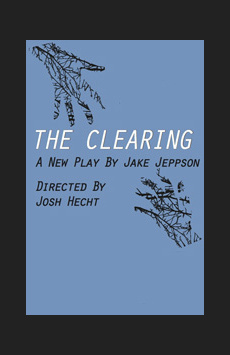 The Clearing, Theatre at St. Clement's, NYC Show Poster