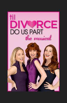 Til Divorce Do Us Part, DR2, NYC Show Poster